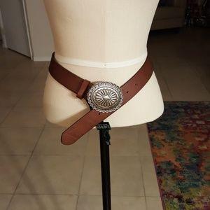 NWT  Ralph Lauren Leather Belt XL